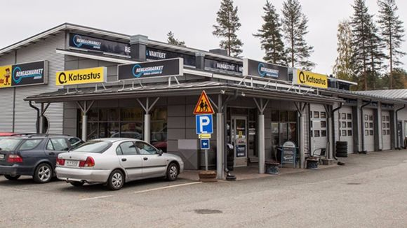Rengasmarket Joensuu / Joen Rengas-Expertit Oy