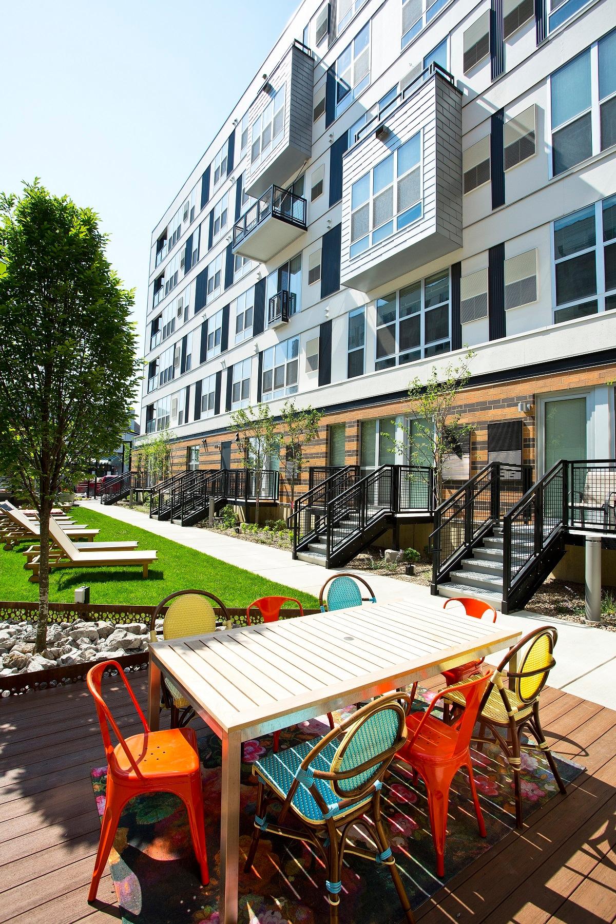 Morrow Park Apartments