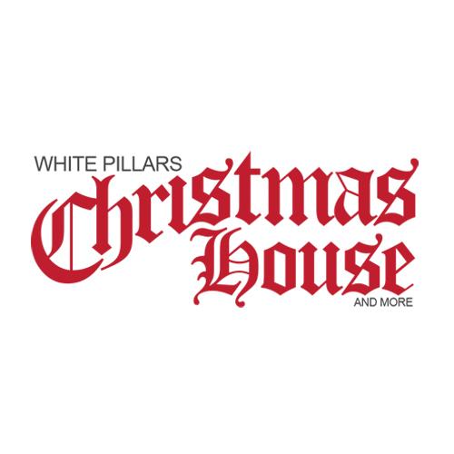 White Pillars Christmas House and More