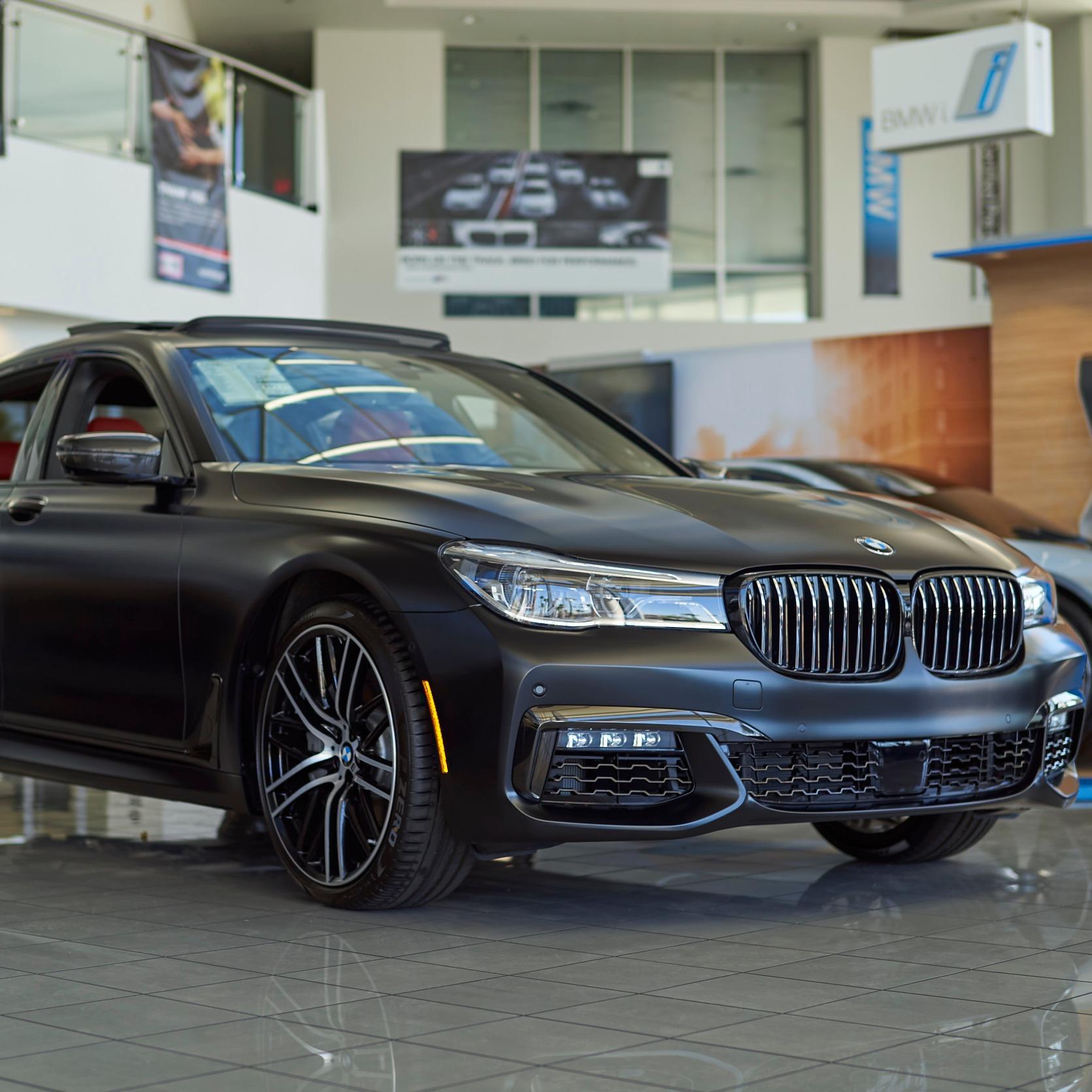 image of the BMW of Las Vegas