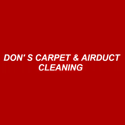 Don's Carpet & Air Duct Cleaning
