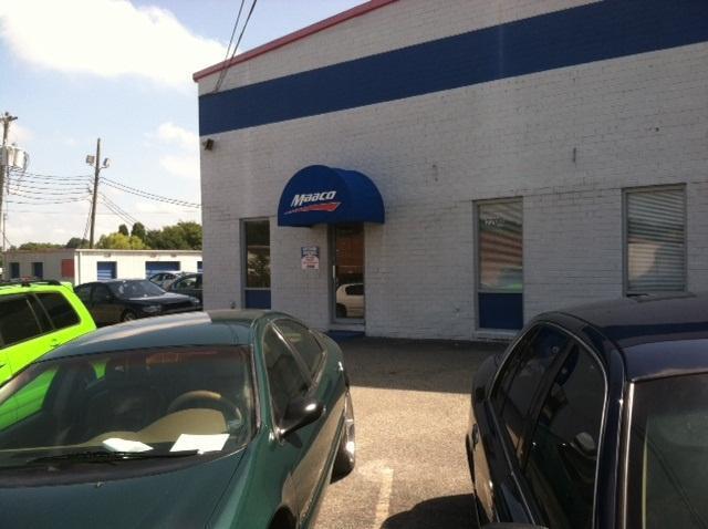 maaco collision repair auto painting greensboro north carolina nc
