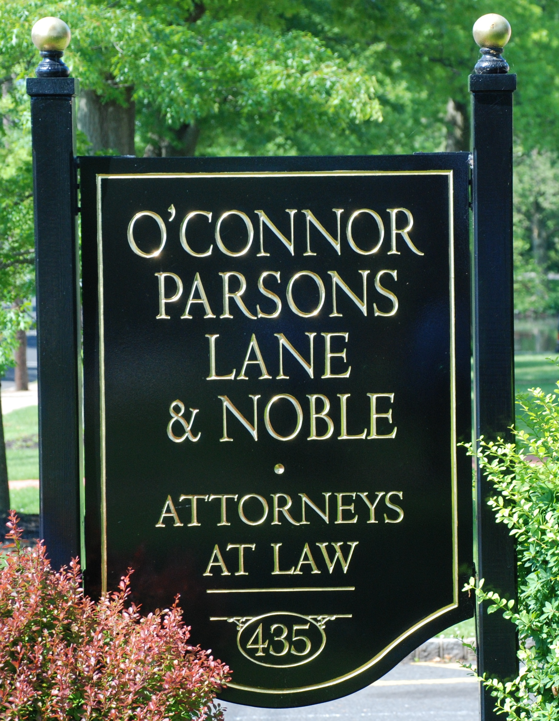 O'Connor, Parsons, Lane & Noble LLC - ad image