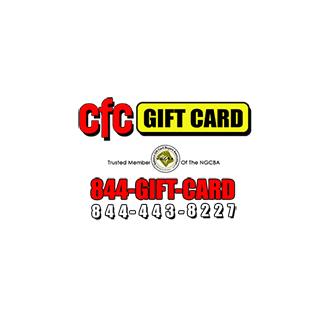 CFC Gift Card
