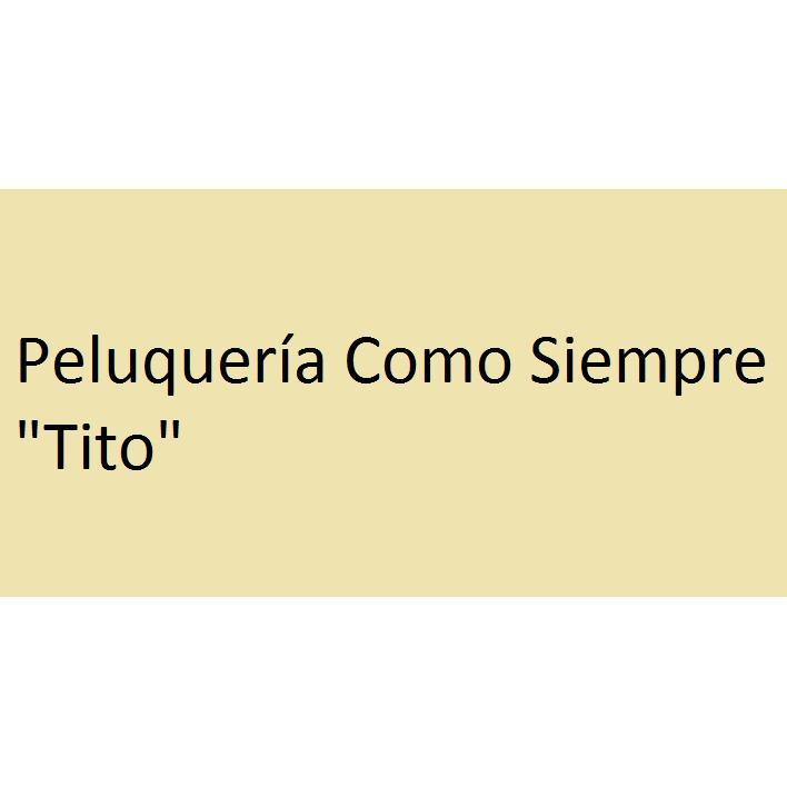 """PELUQUERIA COMO SIEMPRE """"TITO"""""""
