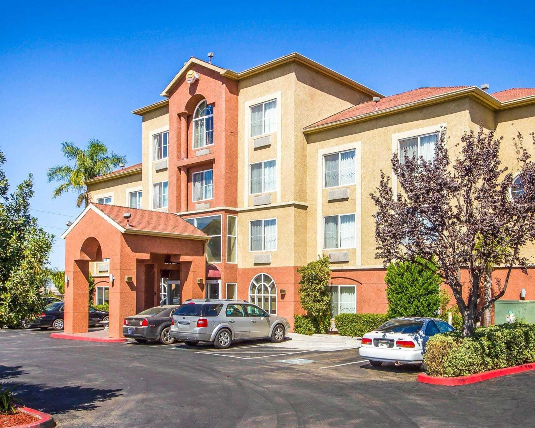 Hotels In Stockton Ca Near I