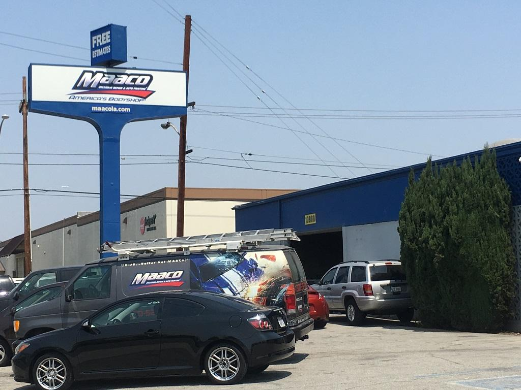 Maaco Collision Repair & Auto Painting In Gardena, CA