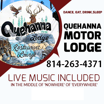 Quehanna Motor Lodge Inc - Kartnaus, PA - Hotels & Motels