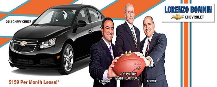 Bomnin Chevrolet Dadeland >> Lorenzo-Bomnin Chevrolet coupons and savings, 8455 South