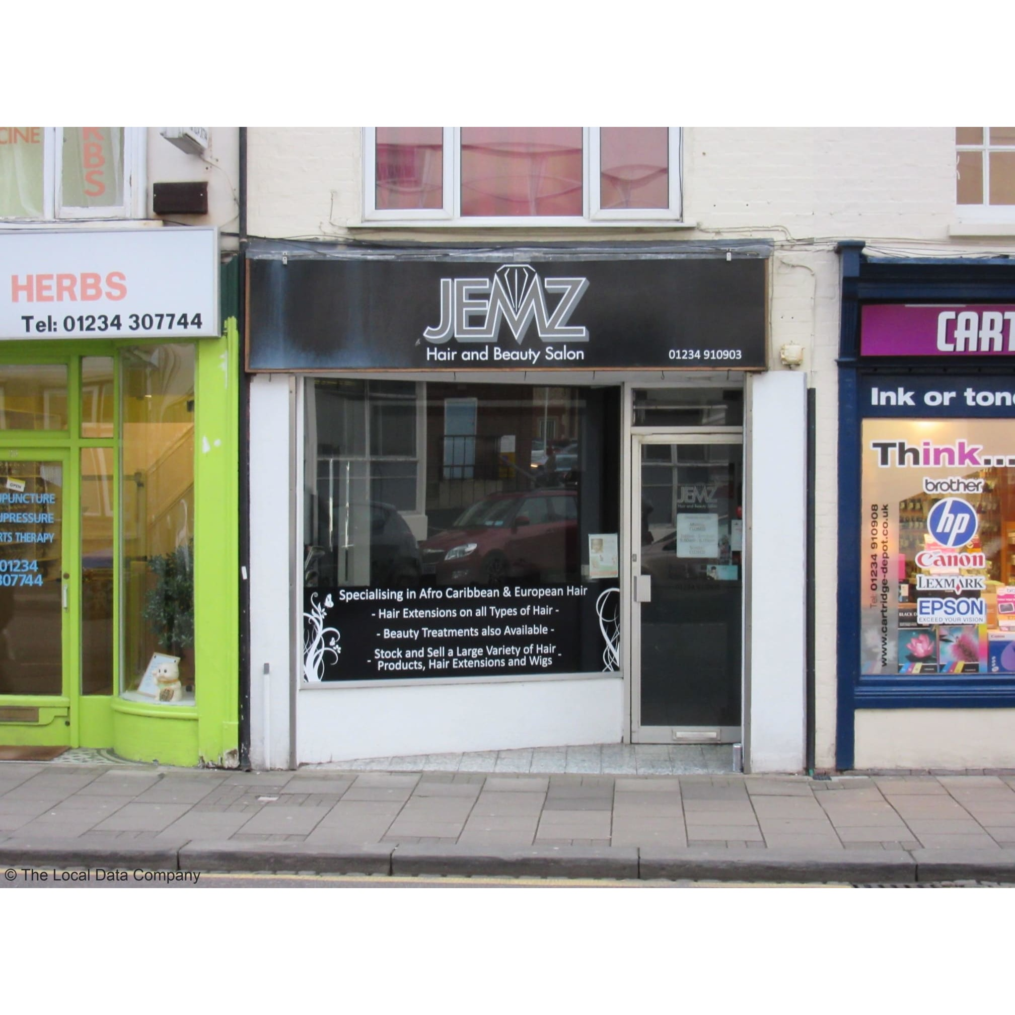 Jemz Hair Salon - Bedford, Bedfordshire MK40 1EP - 01234 910903   ShowMeLocal.com