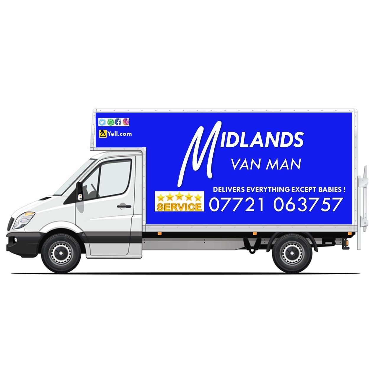Midlands Vanman - Dudley, West Midlands DY1 2EF - 07721 063757 | ShowMeLocal.com