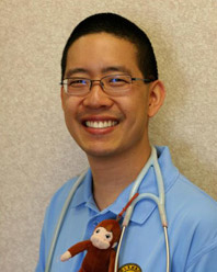 David B. Yu, M.D. is a board-certified pediatrician  at Heartland Primary Care's KCK location.