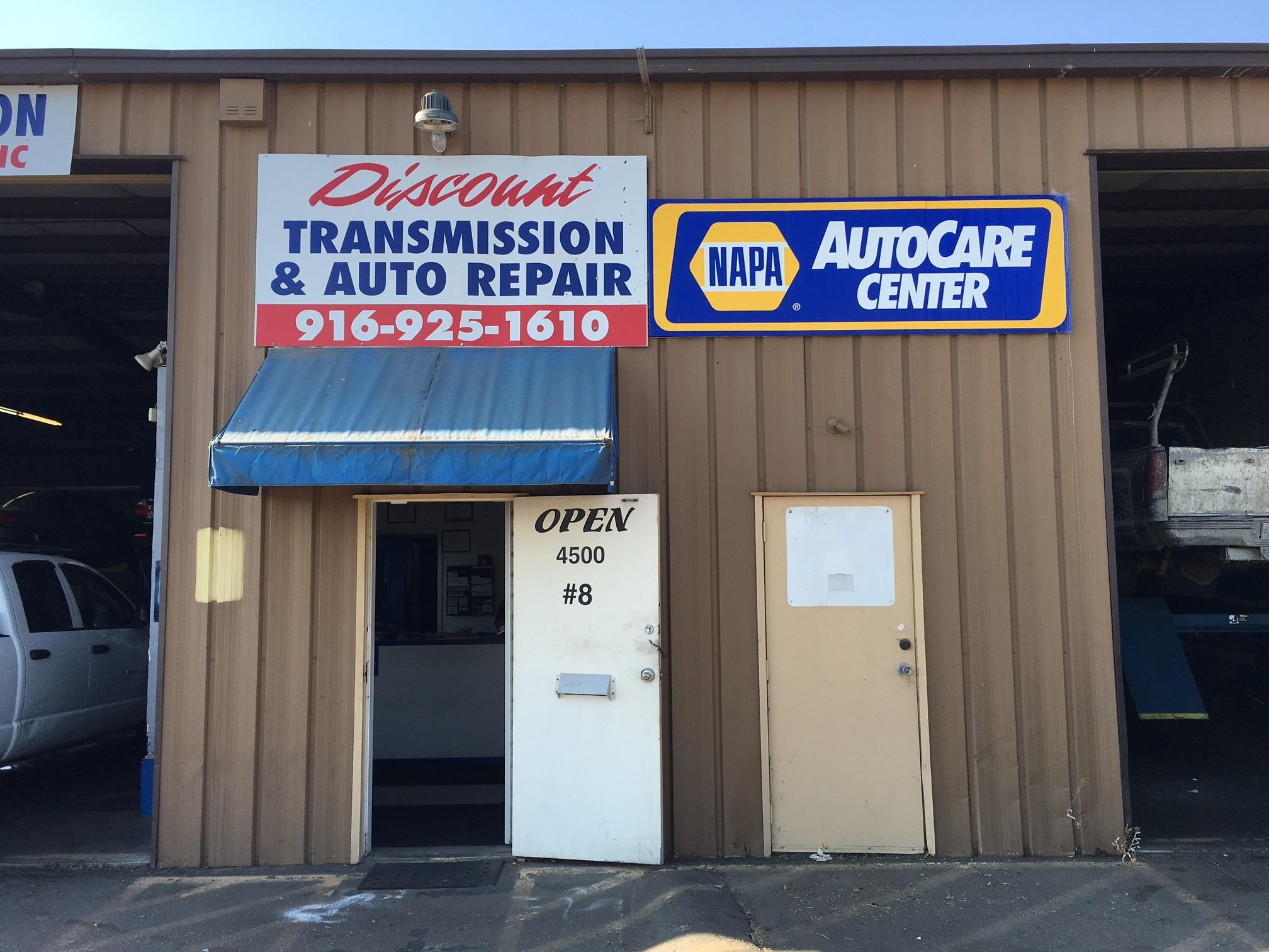 Discount transmission and auto repair in sacramento ca for Sacramento luxury motors reviews