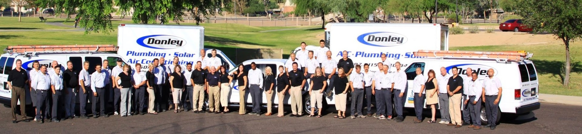Donley Service Center In Phoenix AZ Plumbers Yellow Pages Directory Inc