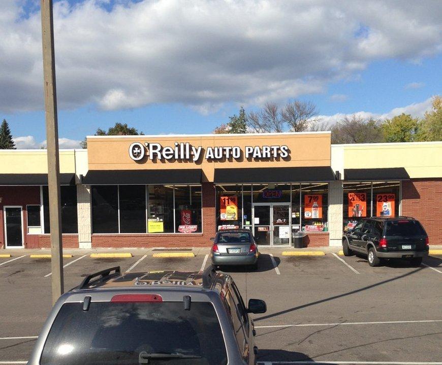 Car Parts Mn: O'Reilly Auto Parts, White Bear Lake Minnesota (MN