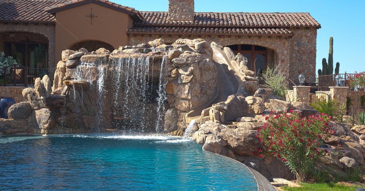 No limit pools spas mesa arizona az - Swimming pool contractors phoenix az ...