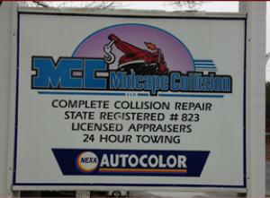 Midcape Collision