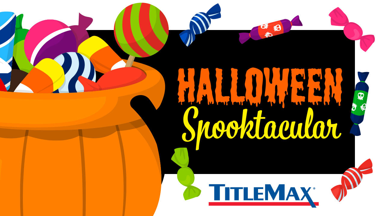 Halloween Pumpkin Decorating at TitleMax Monroe, GA