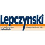Kundenlogo Malereibetrieb Lepczynski Inh. Stefan Waller