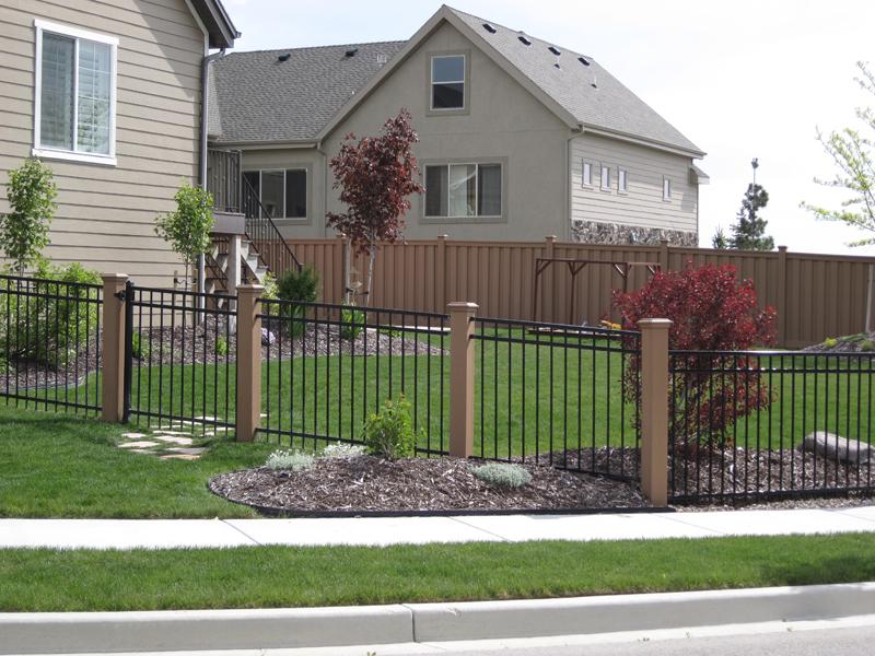 Stonehenge Fence & Deck image 1