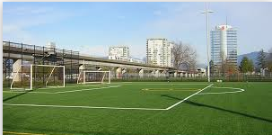 Upper Cambridge Sports Field