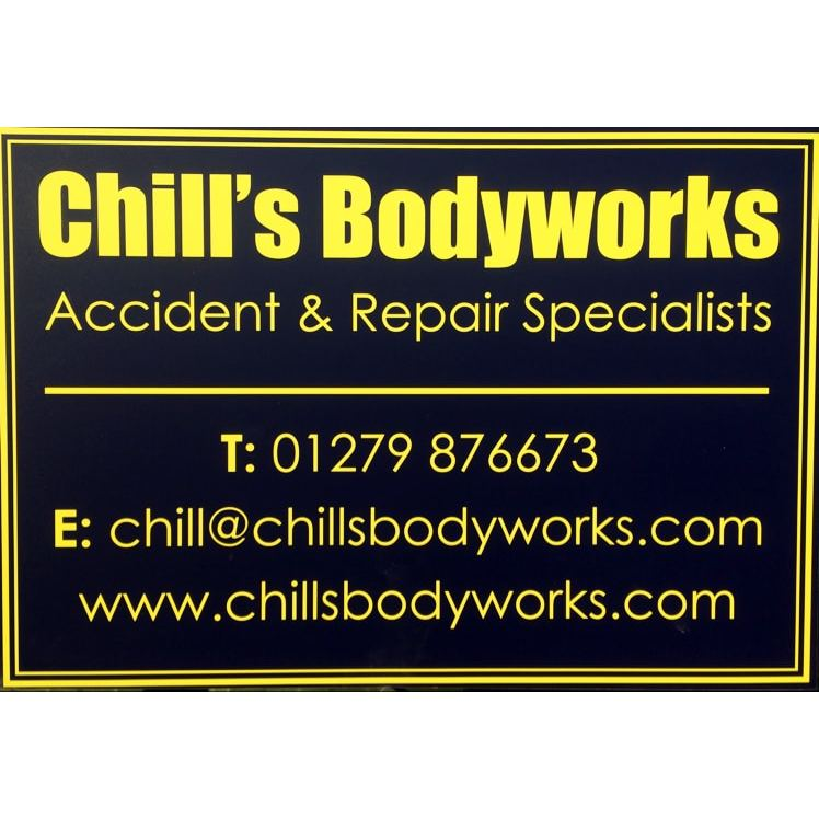 Chills Bodyworks Ltd - Dunmow, Essex CM6 1QQ - 01279 876673 | ShowMeLocal.com