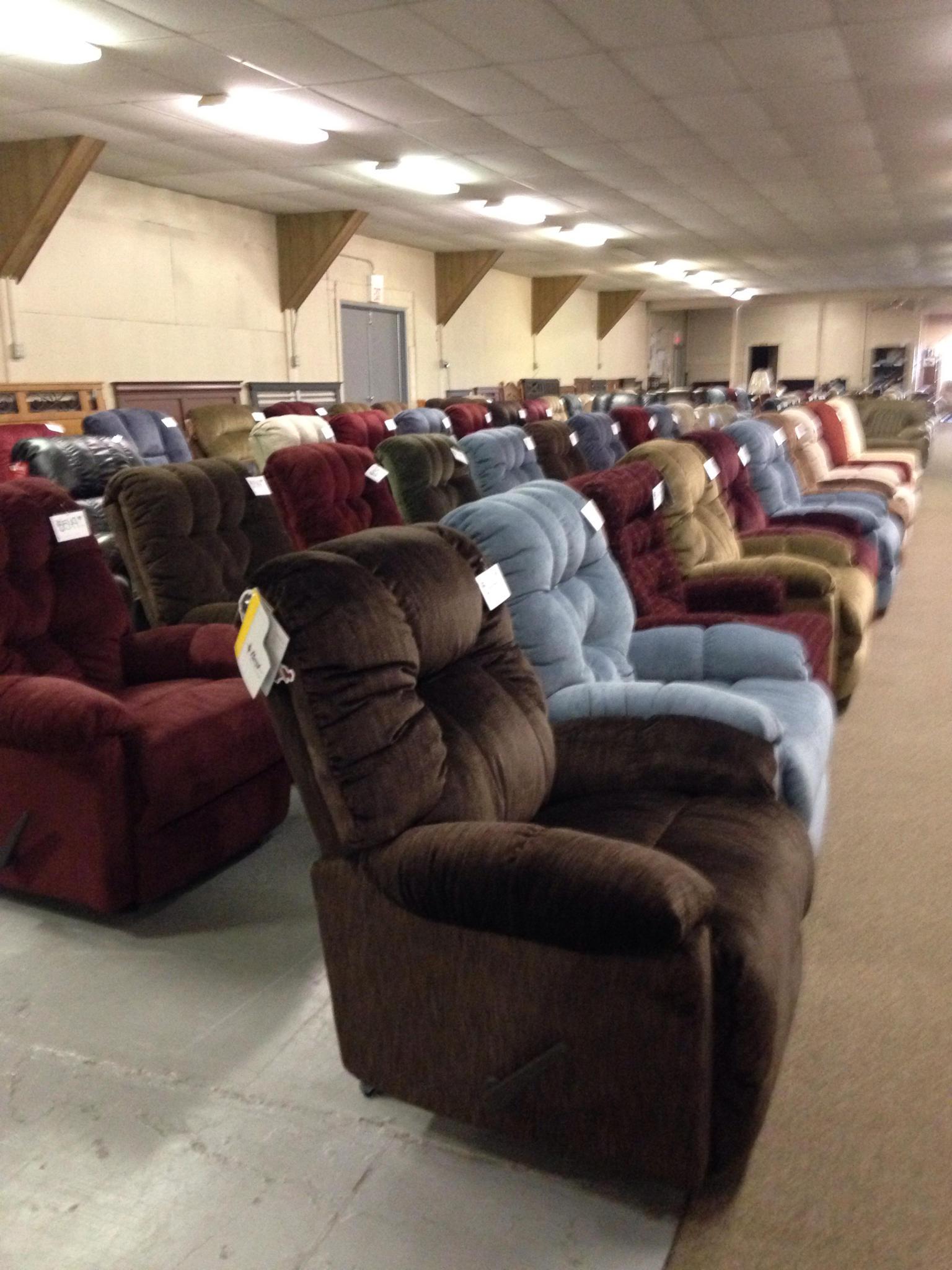Fairgrounds Furniture