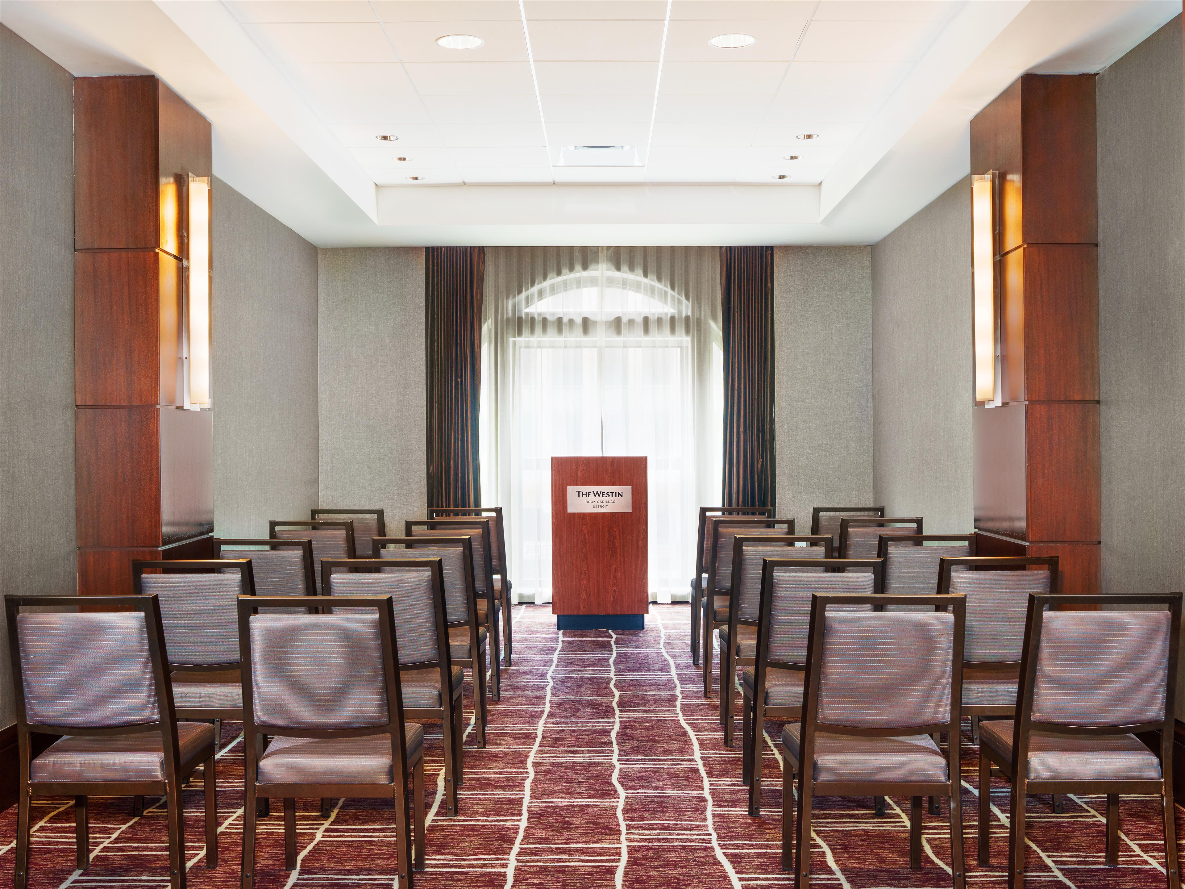 Jefferson Boardroom