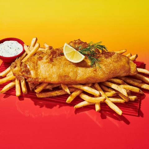 IPA Fish & Chips