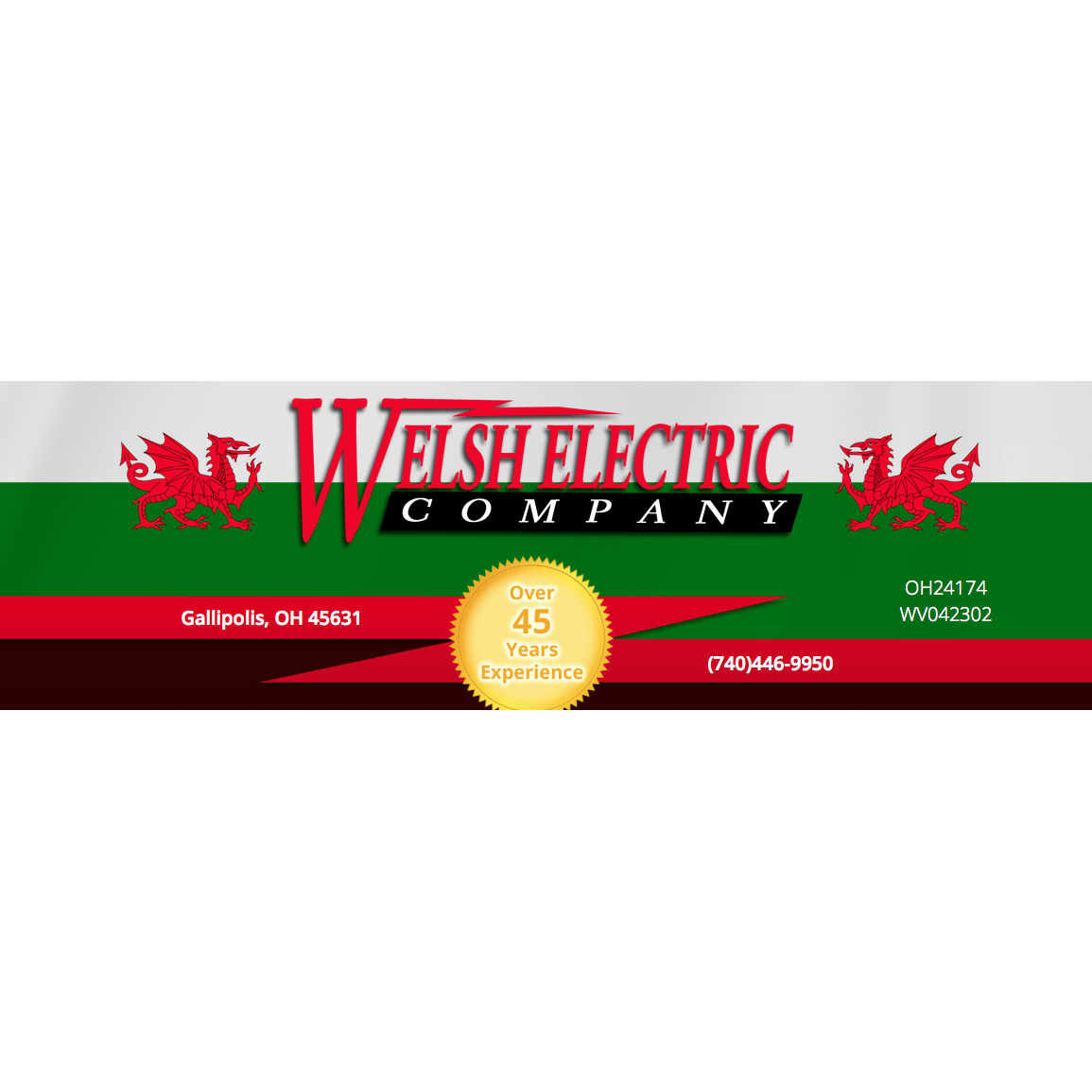 Welsh Electric Inc - Gallipolis, OH - Electricians