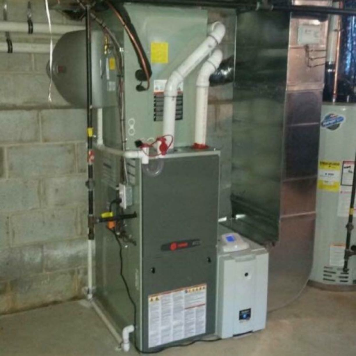 Trane Fluid Coolers : Lou fasano heating cooling inc piscataway new jersey