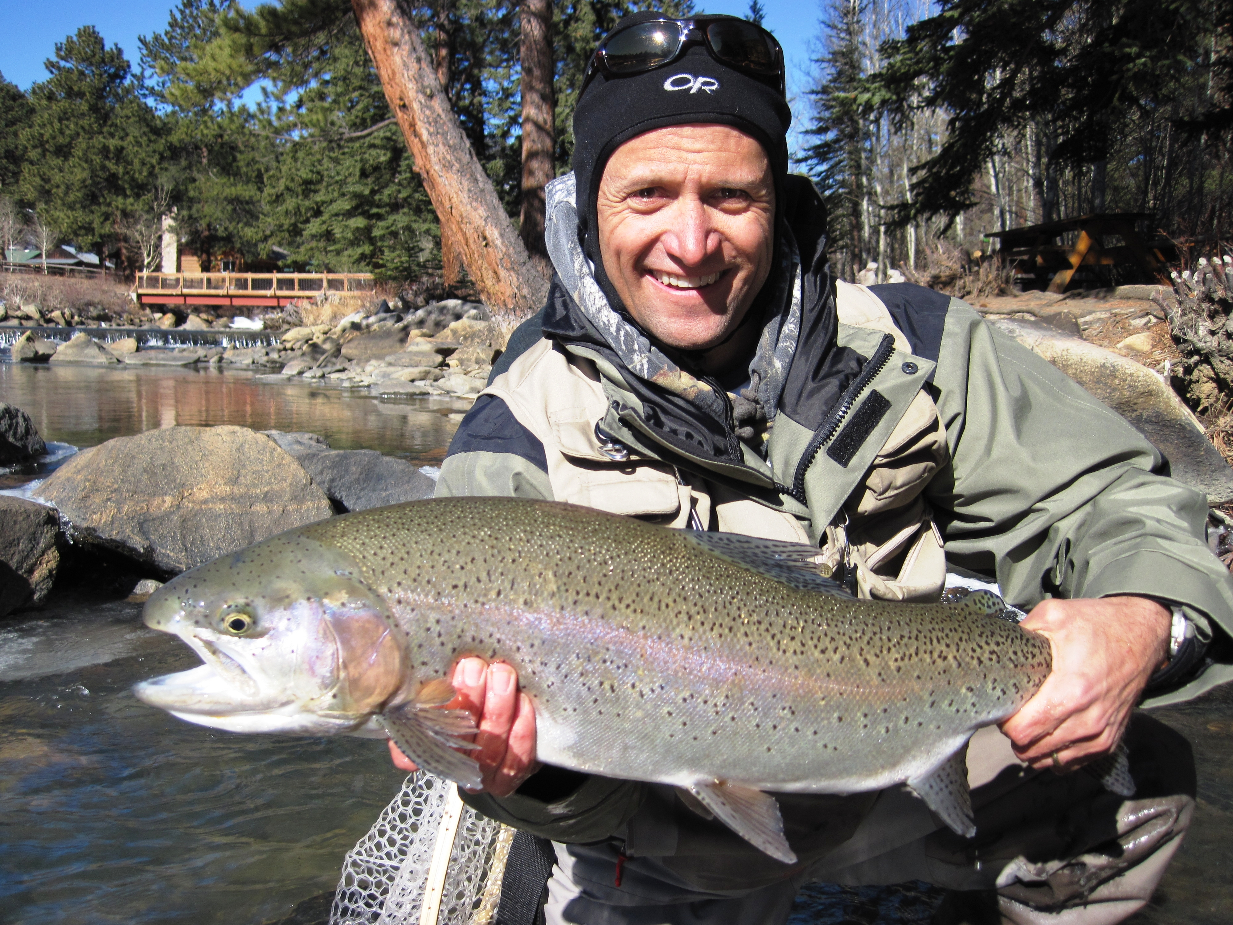Colorado trout hunters fly fishing guides coupons near me for Where to go fishing near me