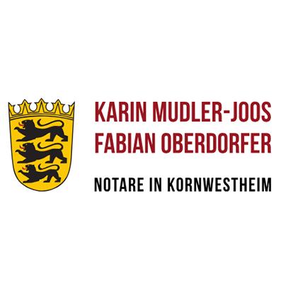 Notarin Karin Mudler-Joos & Notar Fabian Oberdorfer