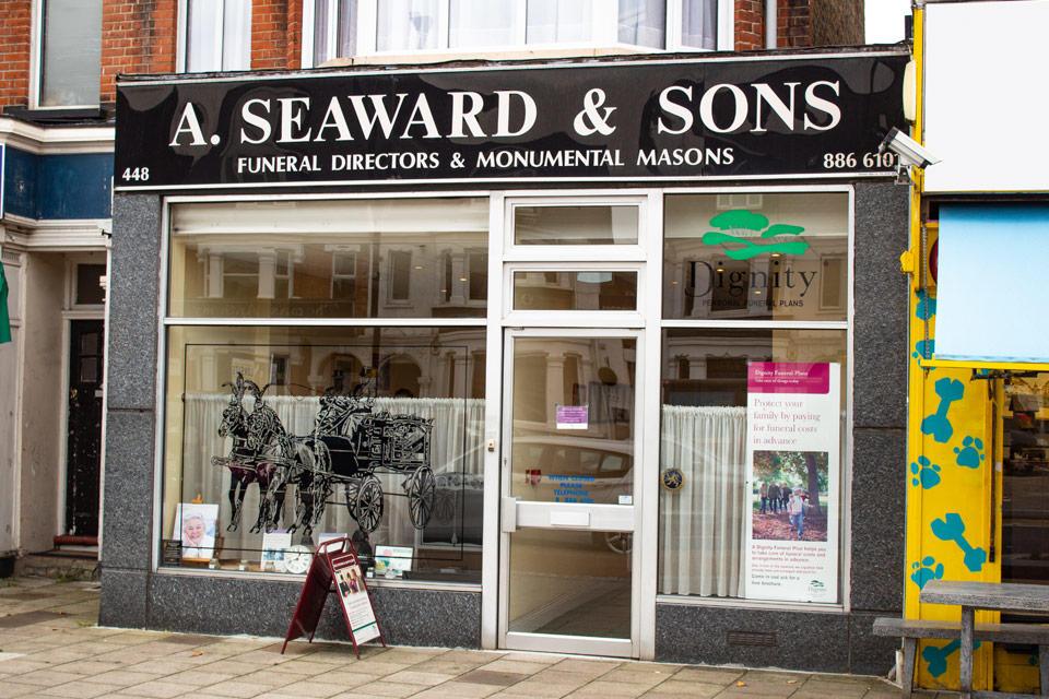 A Seaward & Sons Funeral Directors