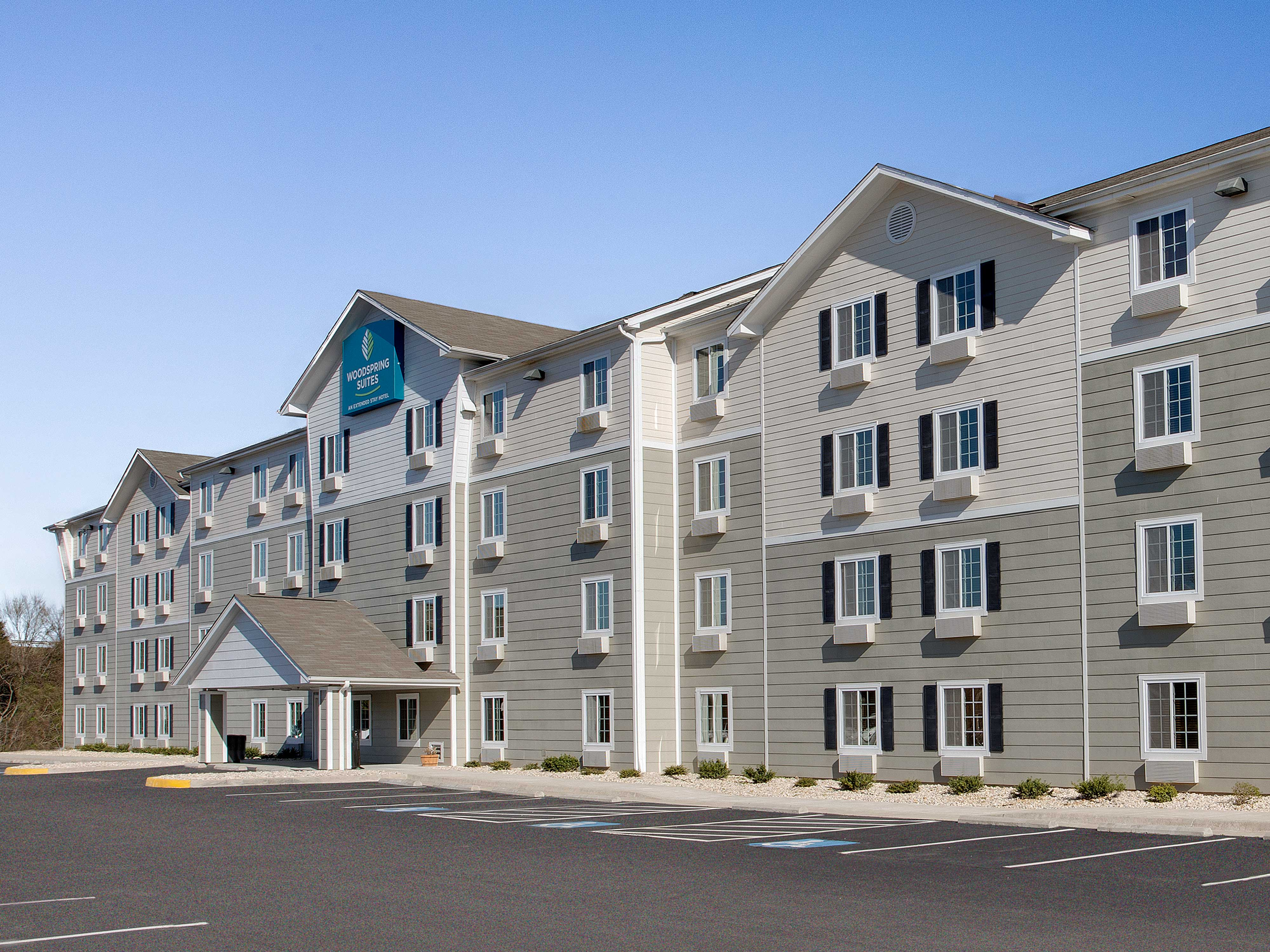 Woodspring Suites Richmond Fort Lee Colonial Heights