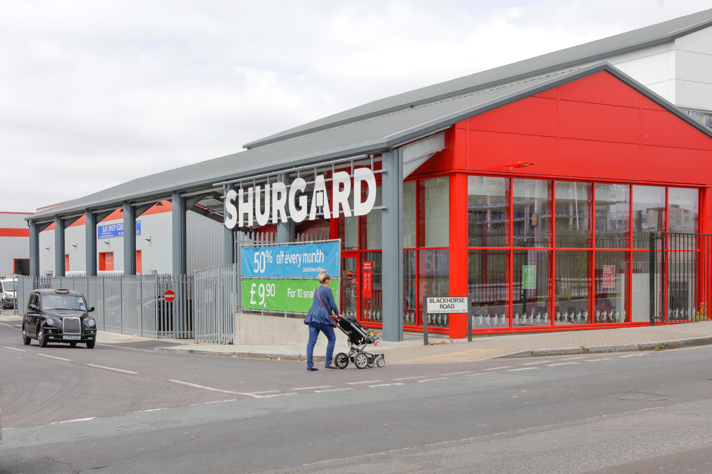 Shurgard Self-Storage Deptford