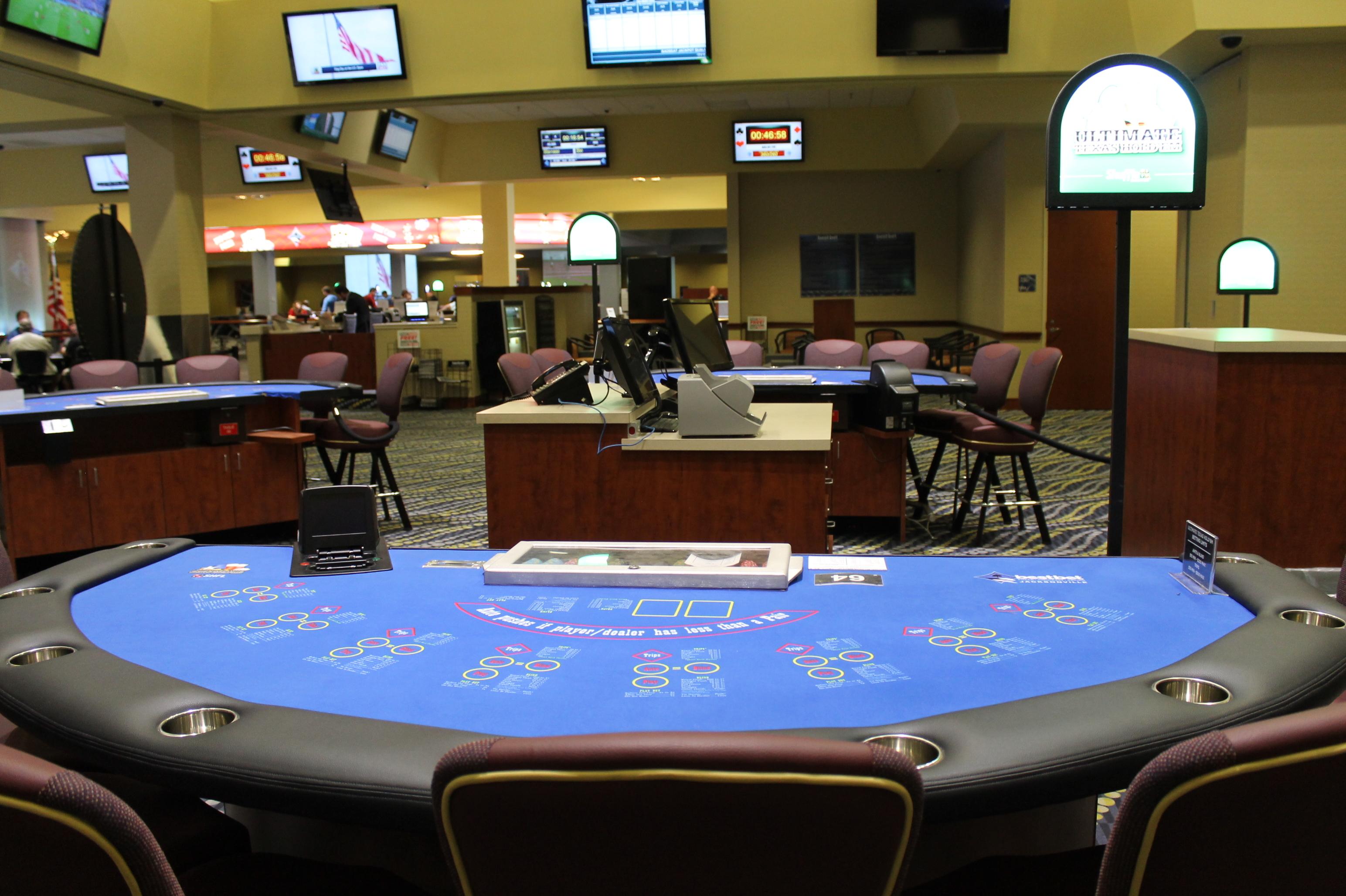 Orange park poker room jobs