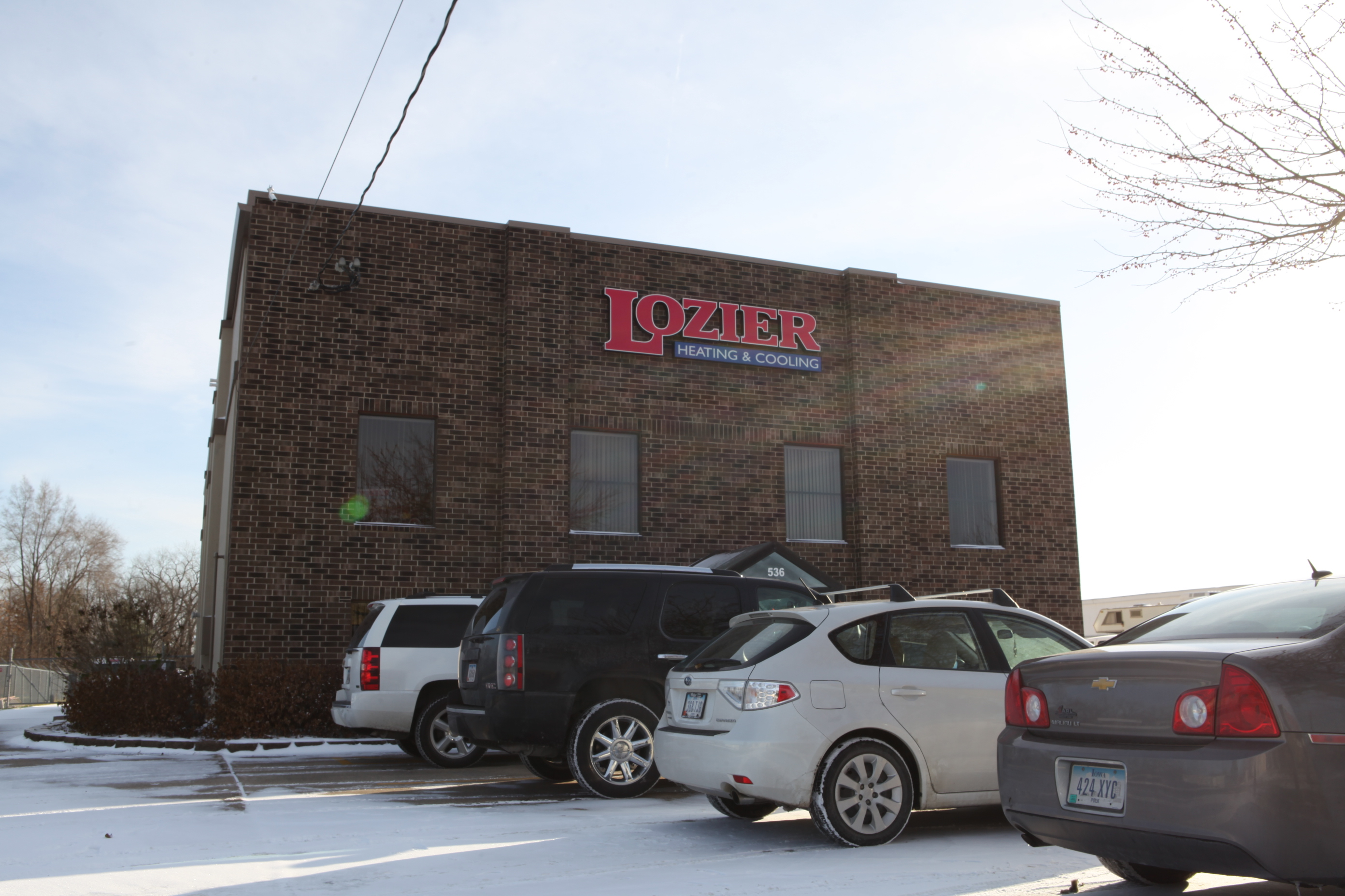 Lozier Heating Cooling In West Des Moines Ia 515 267 1000