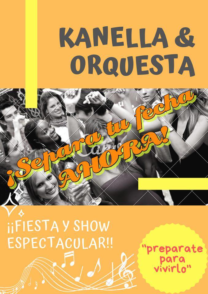 Foto de Kanella Y Orquesta