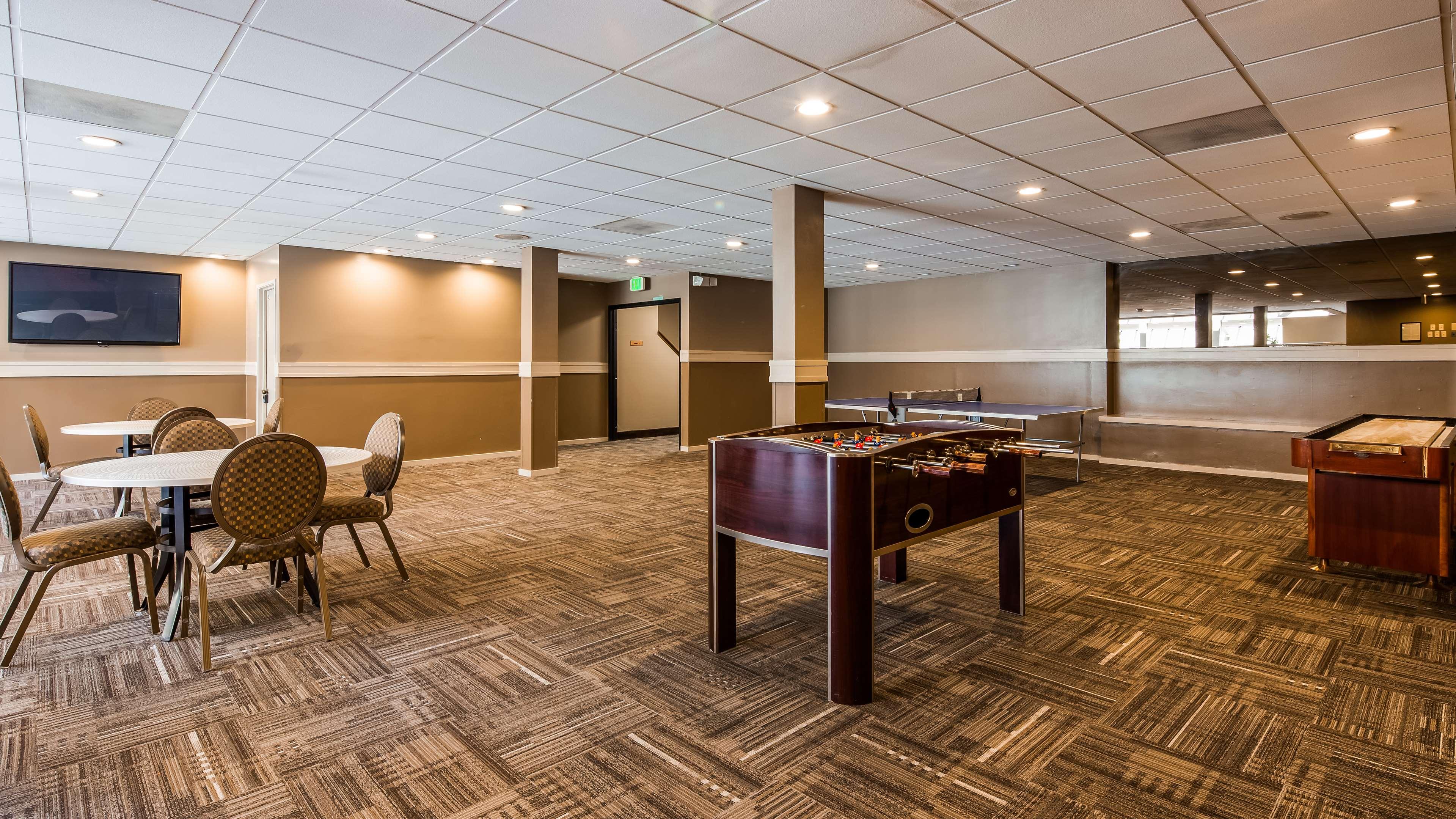 Lobby Best Western Seattle Airport Hotel Seattle (206)878-3300