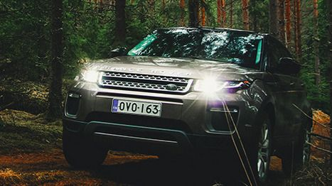 Land Rover Experience Finland