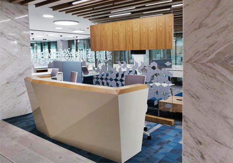 CSI Coral Supplies & Interiors -Design office