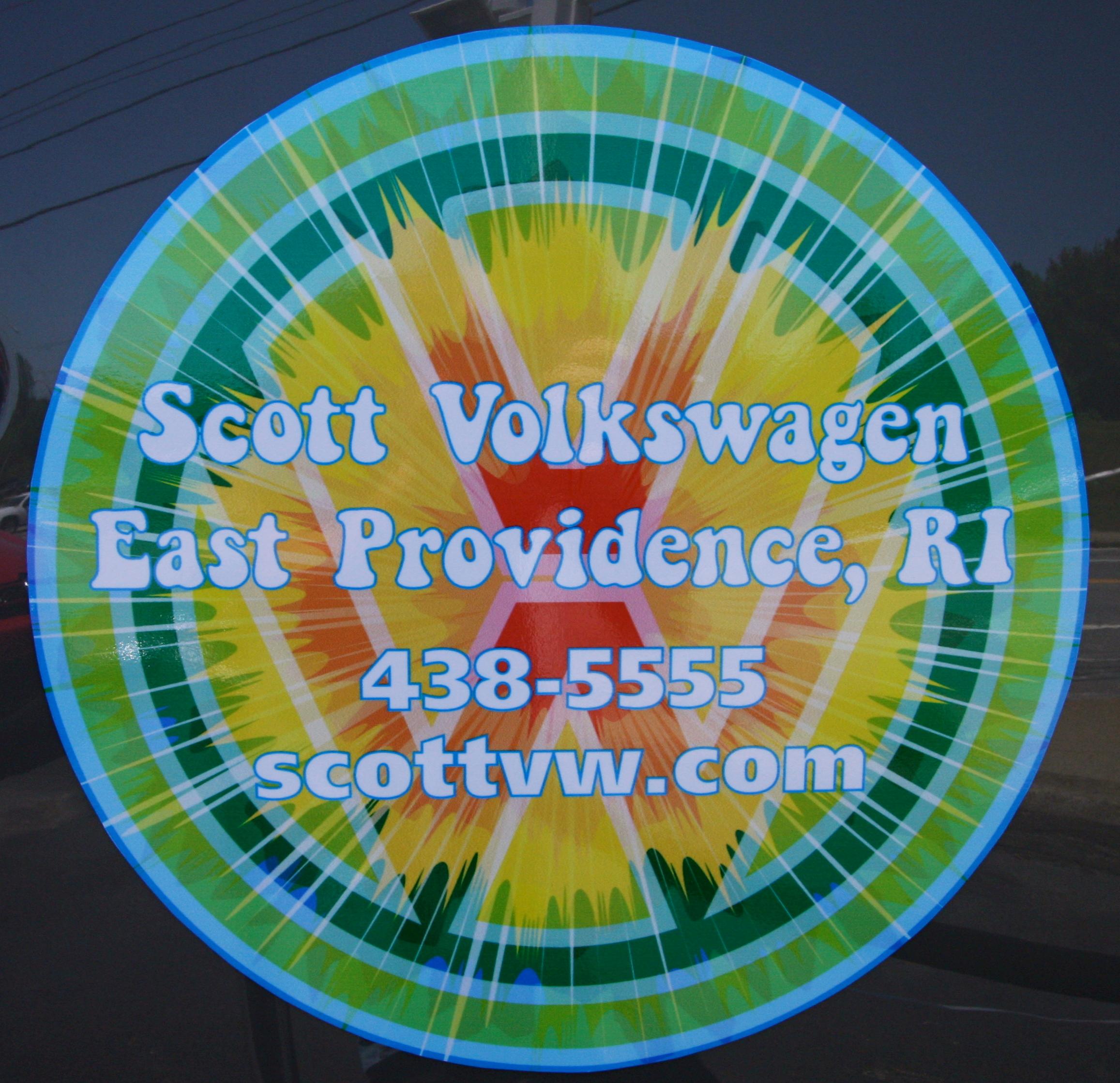 Scott Volkswagen, East Providence Rhode Island (RI