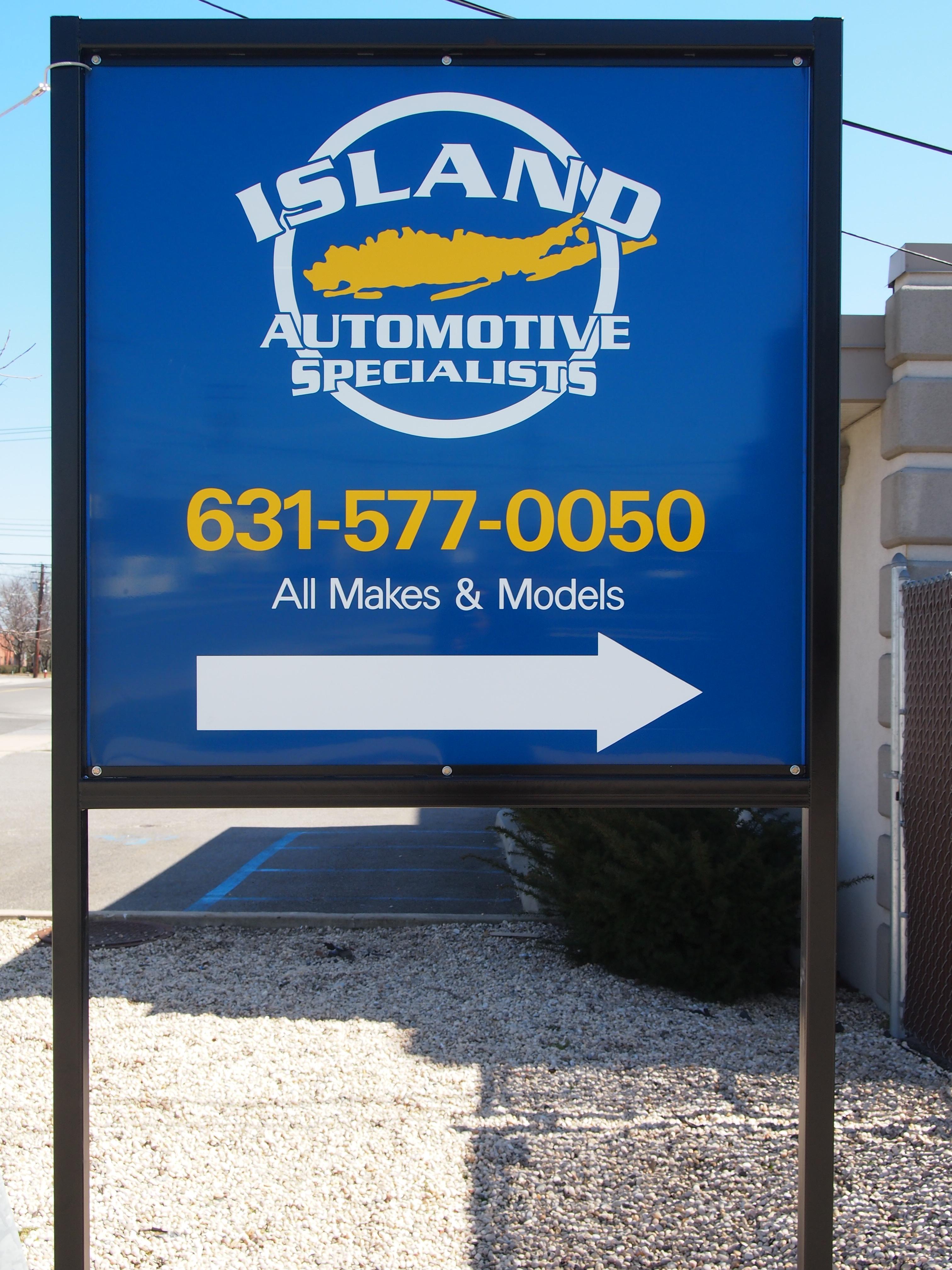 Island automotive specialists