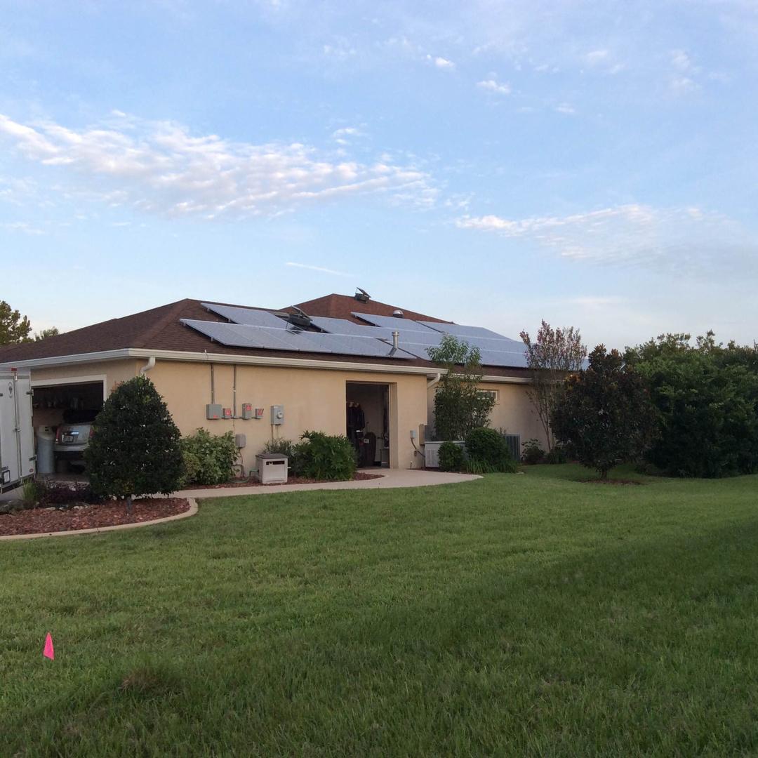 All American Solar Llc Orange City Florida Fl