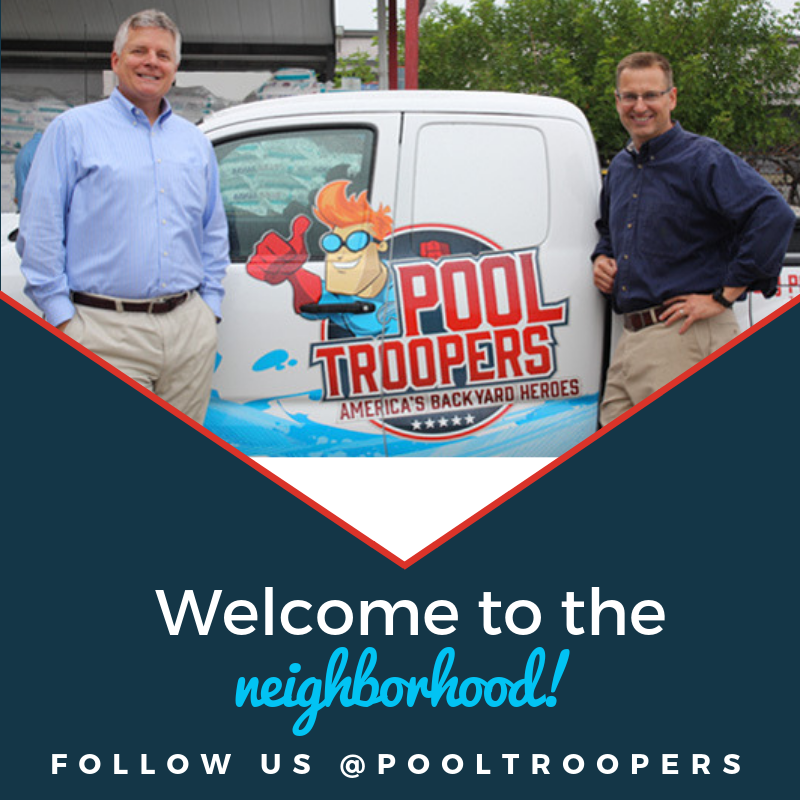 It's official! Bay Area Pool Service is now Pool Troopers! Although our name is changing, our loyalty and passion for pool service, is not! Follow us @PoolTroopers and stay tuned for more exciting news to come!