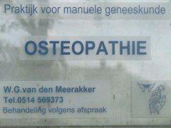 Praktijk voor Osteopathie