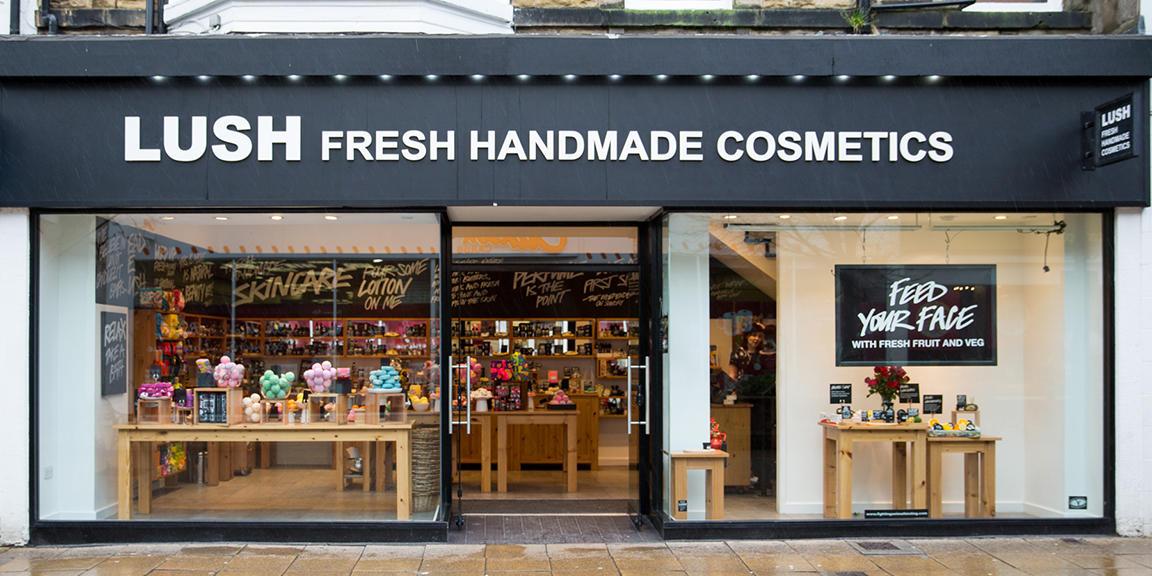 Harrogate shop front