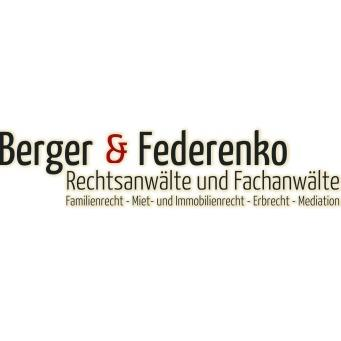 Bild zu Berger & Federenko Rechtsanwälte Familienrecht & Erbrecht Köln in Köln