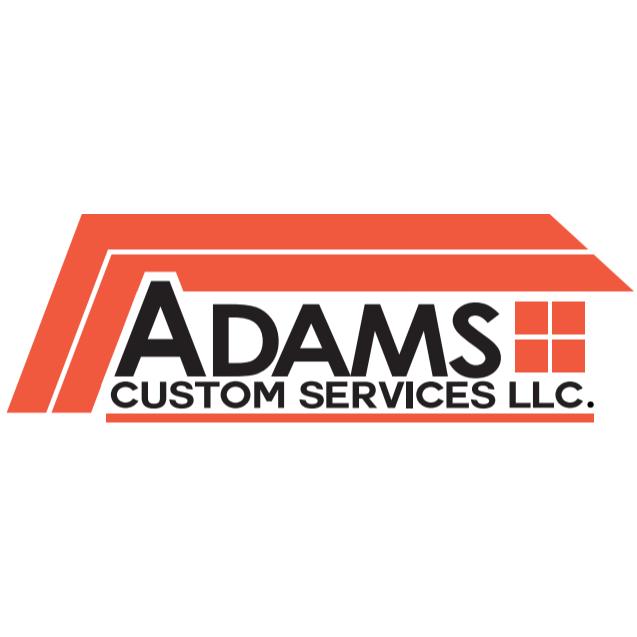 Adams Custom Services LLC Logo